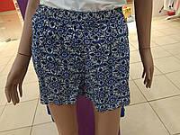 Шорты женские свободные, штапель отличного качества. не жаркая ткань, свободный фасон. размер 42 и 46
