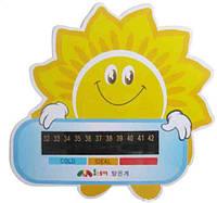Термометр для измерения температуры воды - Солнышко