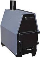 Печь длительного горения Воздухогрейная ZUBR-ПДГ-10