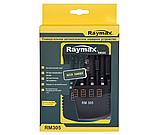 Зарядное устройство Raymax RM305 (4xAA/4xAAA+Крона) Ni-MH/Ni-CD (С индикацией уровня заряда) , фото 7