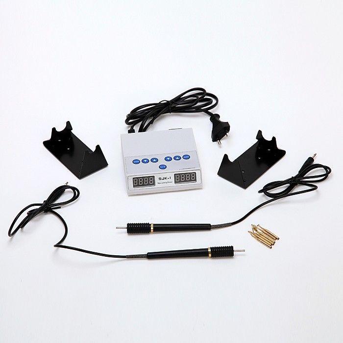Цыфровой электрошпатель на две ручки SJK-1 NaviStom