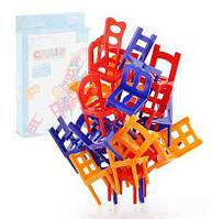 Настольная игра Стульчики (Аналог Mistakos) - 24 стульчика