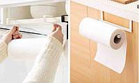 Вешалка на дверь шкафа и ящики для бумажных полотенец