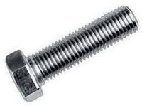 Болт М10х30 с шестигранной головкой, сталь кл. пр. 5.8, ЦБ, DIN 933, (кг)