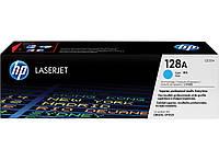 Заправка картриджа HP 128A CP1525, CM1415 (CE321A) синий в киеве