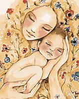 Художественный творческий набор, картина по номерам Мамино счастье, 40x50 см, «Art Story» (AS0450)