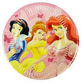Тарелки Принцессы и Бабочки 8 3502-0033