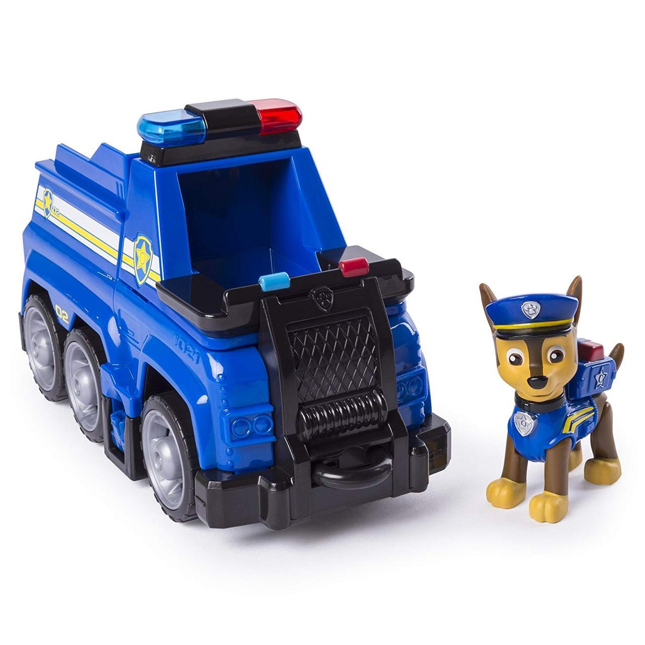 Игровой набор Paw Patrol. Chase´s Ultimate Rescue Police Cruiser. (Щенячий патруль. Чейз и большая машинка)
