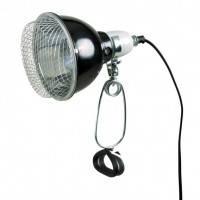Trixie Reflektor Klemmleuchte плафон для лампы с отражателем и зажимом 100Вт