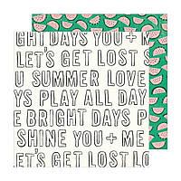 Папір двосторонній - Bright Days - Sunny Days - Maggie Holmes - 30x30