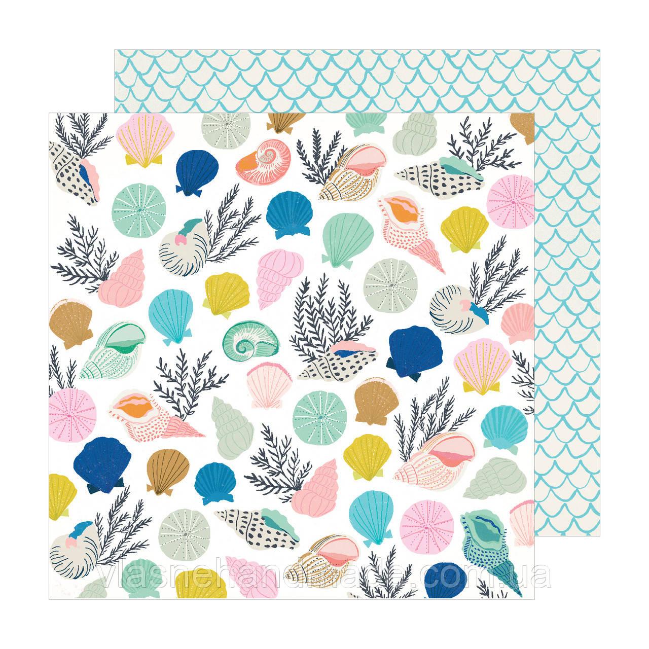Папір двосторонній - Collected - Sunny Days - Maggie Holmes - 30x30