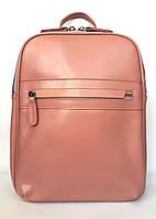 Рюкзак женский кожаный 3218 Pink (20181116V-868)
