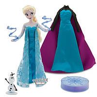 Кукла Эльза Де Люкс Поющая - Снежная Королева Холодное сердце