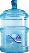 c 2 марта цена на тару - бутыль 18,9 л - 150гривен