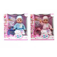 Детская кукла интерактивная Пупс YL1712А