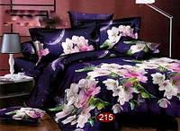 Семейный комплект постельного белья,бязь,100%хлопок, фото 1