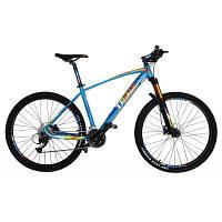 Велосипед Trinx B700 27.5х18 Matt-Blue-Orange-Blue (10030024)