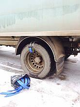 Браслеты противоскольжения БУЦ под трещотку джип,микроавтобус,грузовик