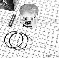 Поршень, кольца, палец к-кт Suzuki AD50