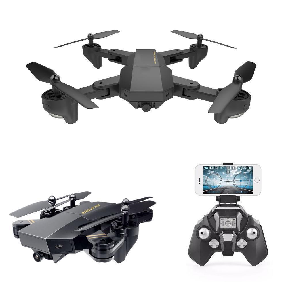 Квадрокоптер S9 c WiFi камерой. складывающийся корпус