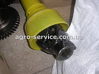Вал карданный 700-1200 (6*8) кр.момент 400н*м с обгонной муфтой (Орехов)