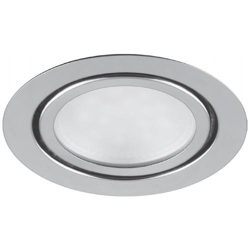 Точечный встраиваемый светильник LED Feron LN7 хром