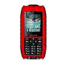 Телефон Мобільний Crosscall Shark V2 Dual SIM (HUMMER)