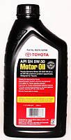 Масло моторное полусинтетическое Toyota SN 5W-30, 0,946 литр, 002791QT5W