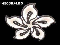 Люстра классическая, хай-тек,DJ146/8093/5BK LED dimmer, фото 3