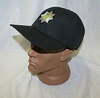 Бейсболка полиции (чёрная)