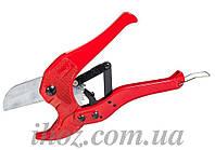 Труборез для труб PVC 200мм, 0-42мм INTERTOOL NT-0002