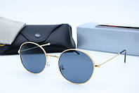 Солнцезащитные очки круглые Rb3594 с2 черные