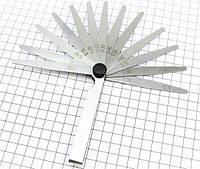 Щупы  для выставления зазоров (комплект) 0,05 - 1,00mm