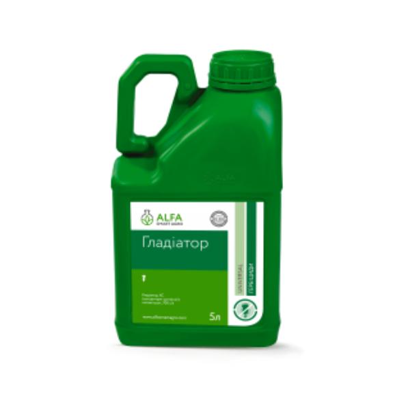 Гербицид Гладиатор ALFA Smart Agro - 5 л