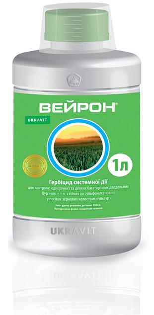 Гербицид Вейрон, КС Укравит - 1 л