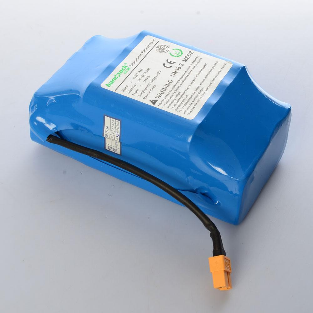 Аккумуляторная батарея литий-ионная  (Li-ion) 36V 4Ah для сигвея, гиробордадля