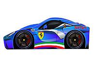 Кровать машина Ferrari Детская кровать машина Ferrari Серия Brand
