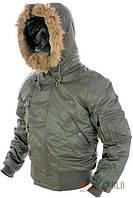 "Куртка Mil-tec зимняя лётная N2B ""Аляска"""