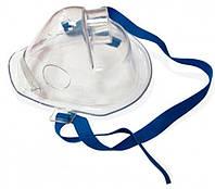 Маска кислородная и для ингаляторов для новорожденных, размер S, Omron, Япония