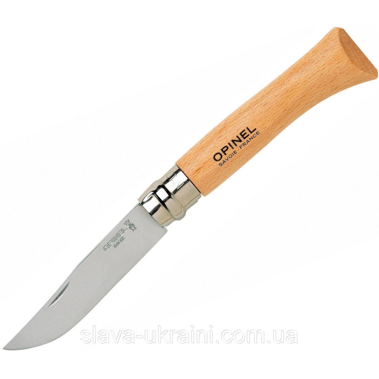 Нож Opinel 7VRI Inox