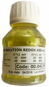 Калибровочный буферный раствор Microdos Redox 650 mV