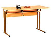 Стол лабораторный для кабинета физики (80320) Коричневый