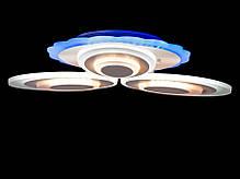 Люстра классическая, хай-тек,DJ126/MX2298/3BK, ЧЕРНАЯ, LED dimm, фото 3