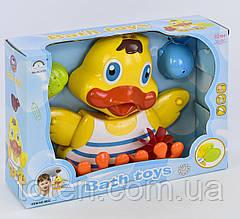 Игрушка для купания 8822 Забавный детский водопад Уточка