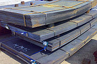 Лист 40 мм горячекатаный 2,0х6,0 м сталь 09Г2С ГОСТ 19281-89