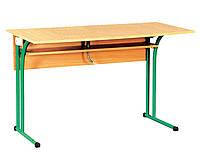 Стол лабораторный для кабинета химии без мойки (80330)