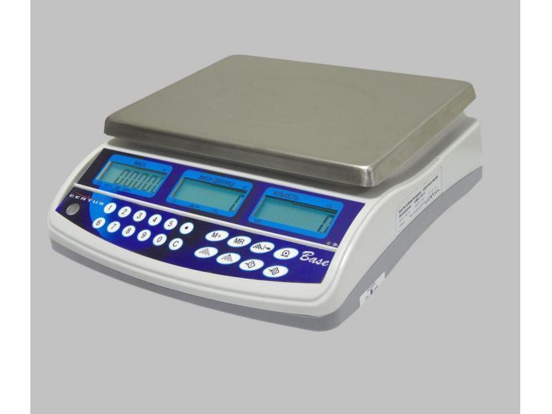 Весы «Certus» Base CBCo 3/6-1/2 средний кл