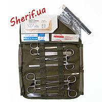 Набор  хирургических инструментов  MIL-TEC США 12 предметов 16025000