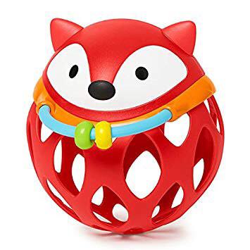 Погремушка-мяч Skip Hop Лисенок