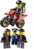 """Конструктор Bela 10417 Urban """"Скоростная Полицейская погоня"""" (аналог Lego City 60042), фото 4"""